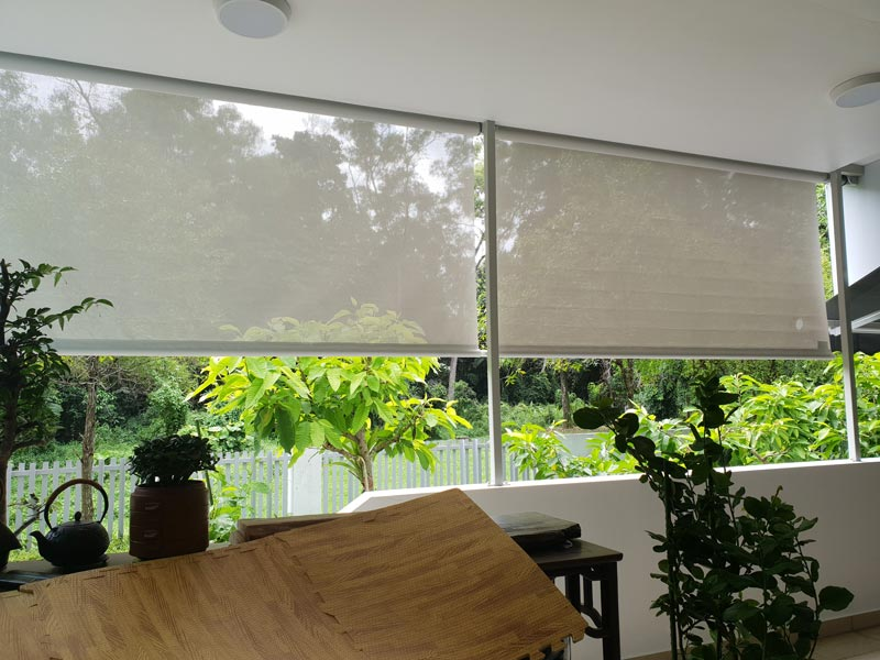 Vertical Roller Window Blinds Supplier Amp Installation